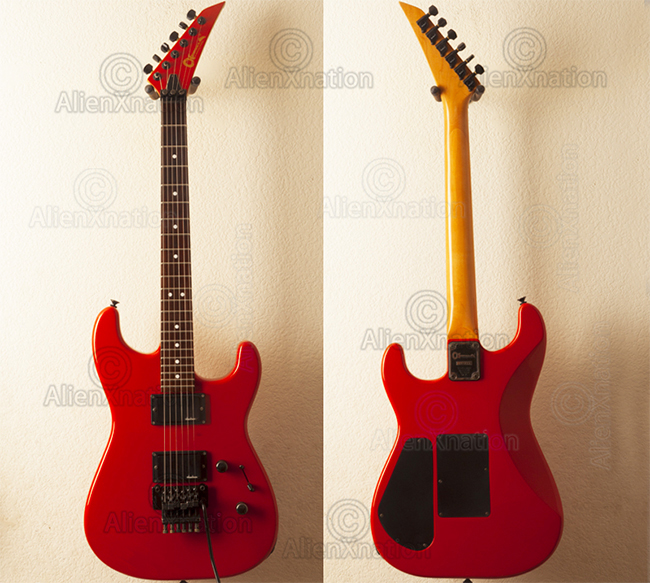 Charvel Model 3 special edition